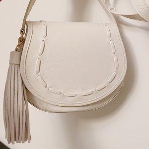 Gigi New York saddle bag
